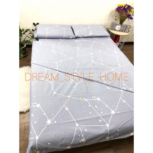 Двуспальное постельное белье Созвездие