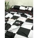 Двуспальный комплект постельного белья I LOVE HOME