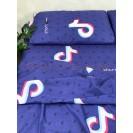 Двуспальный комплект постельного белья TikTok