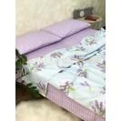 Семейный комплект постельного Лаванда
