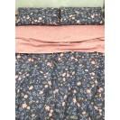 Двуспальное постельное белье Весенние цветы