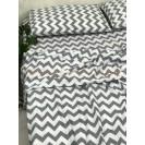 Двуспальное постельное белье Геометрия