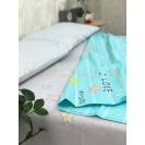 Детскок полуторное постельное белье Pet shop
