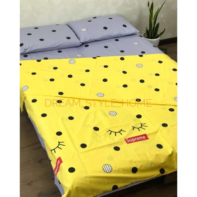 Двуспальное постельное белье Supreme